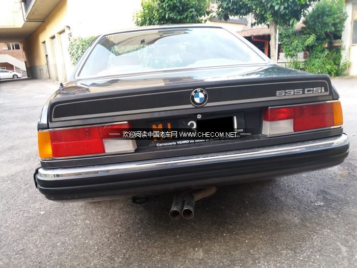 BMW - 635 CSi (E24) prima serie - 1980698 作者:老爷车