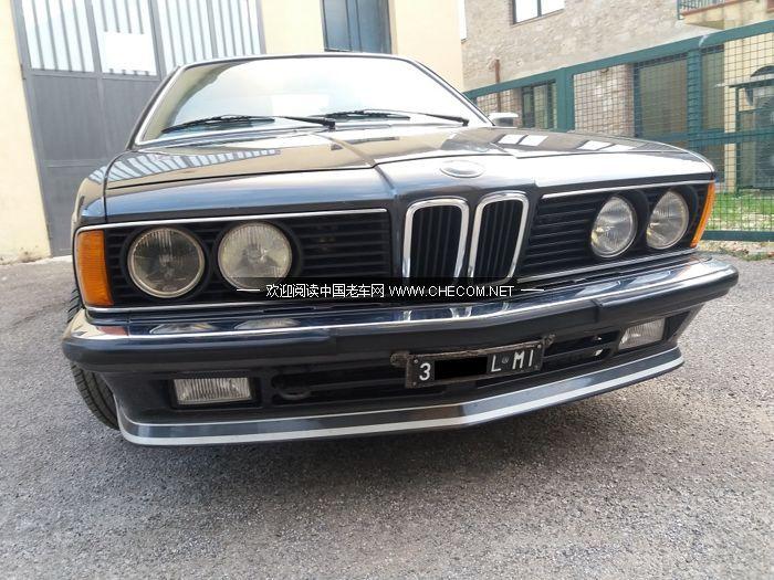 BMW - 635 CSi (E24) prima serie - 1980137 作者:老爷车
