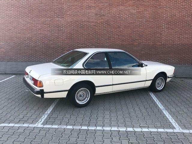 BMW - 633 CSI e24 first series - 1977519 作者:老车网