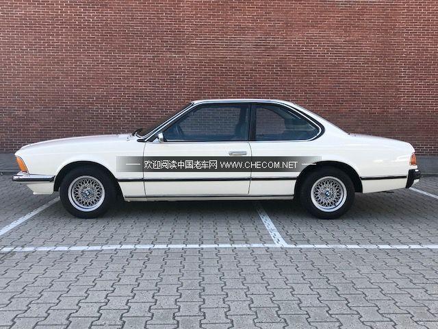 BMW - 633 CSI e24 first series - 1977281 作者:老车网
