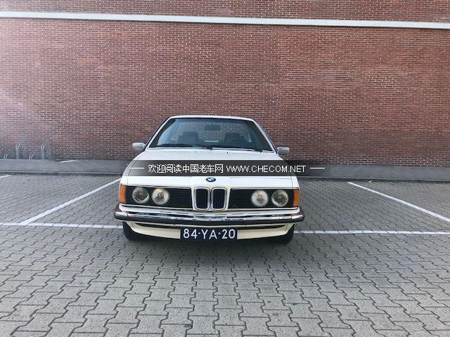 BMW - 633 CSI e24 first series - 1977857 作者:老车网