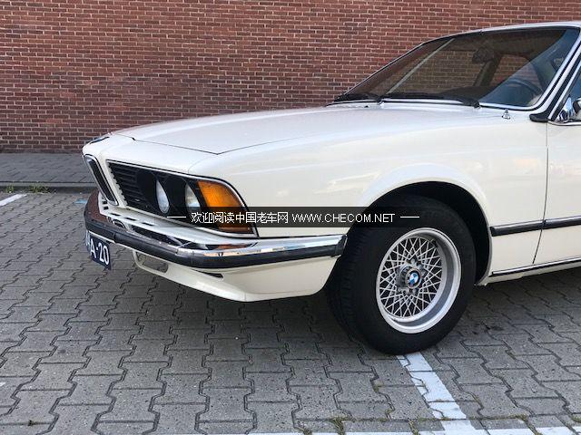 BMW - 633 CSI e24 first series - 1977136 作者:老车网