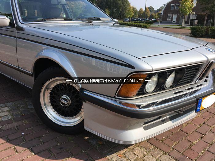 BMW - M6 E24 M635csi - 1984588 作者:老车网