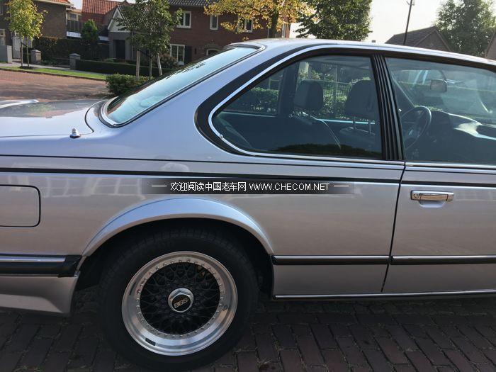 BMW - M6 E24 M635csi - 1984641 作者:老车网