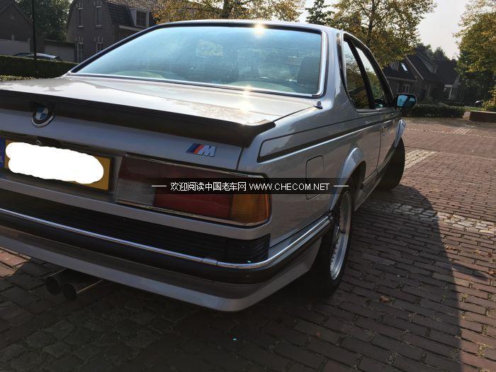 BMW - M6 E24 M635csi - 1984948 作者:老车网