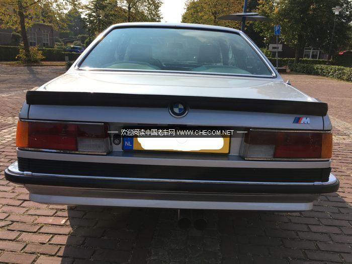 BMW - M6 E24 M635csi - 1984607 作者:老车网