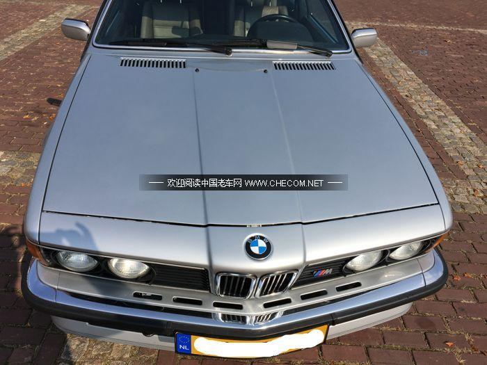 BMW - M6 E24 M635csi - 1984891 作者:老车网