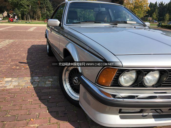 BMW - M6 E24 M635csi - 1984856 作者:老车网