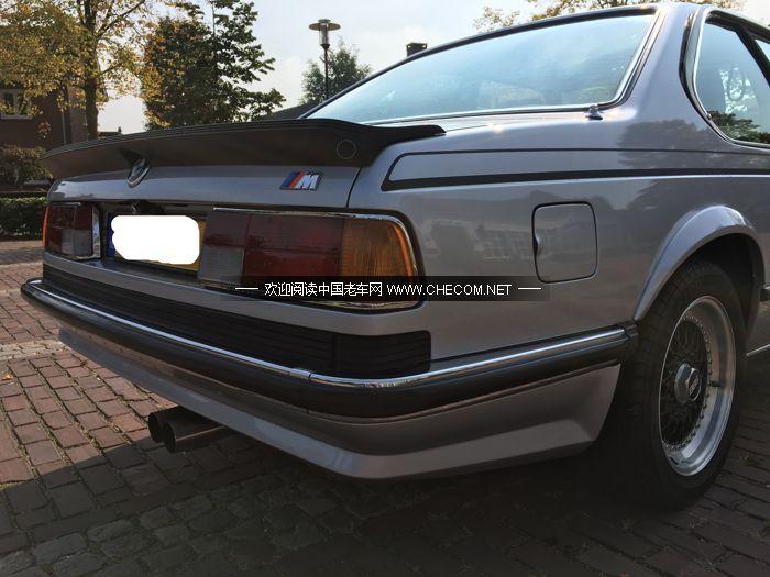 BMW - M6 E24 M635csi - 1984180 作者:老车网