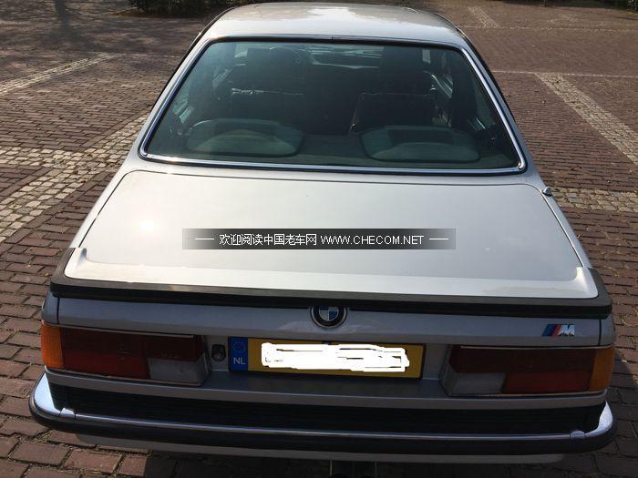 BMW - M6 E24 M635csi - 1984917 作者:老车网