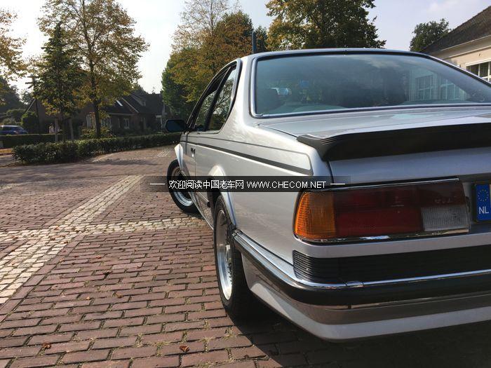 BMW - M6 E24 M635csi - 1984797 作者:老车网