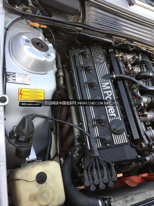 BMW - M6 E24 M635csi - 198427 作者:老车网
