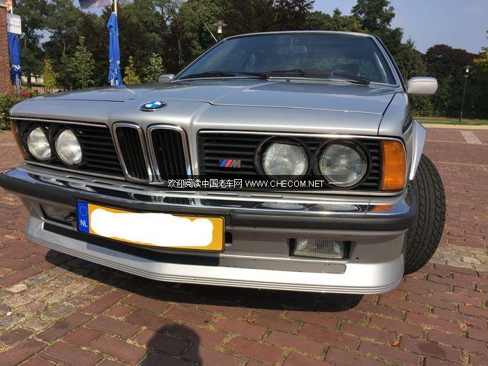 BMW - M6 E24 M635csi - 1984842 作者:老车网