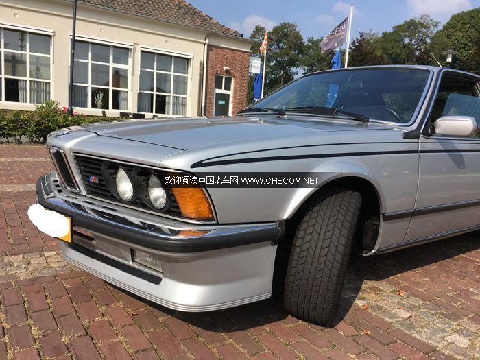 BMW - M6 E24 M635csi - 198494 作者:老车网