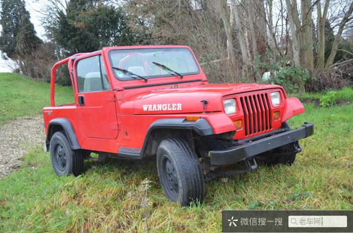 Jeep - Wrangler YJ - 199233 作者:老爷车