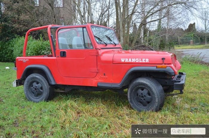 Jeep - Wrangler YJ - 1992973 作者:老爷车