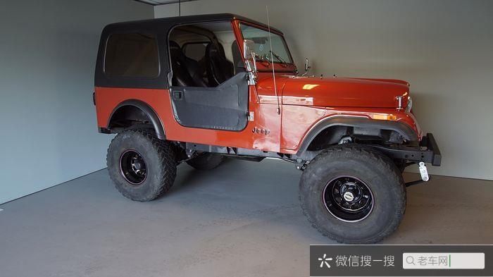 Jeep - CJ 7 V8 4WD - 1978108 作者:老爷车