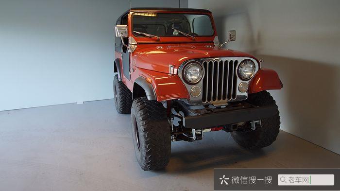 Jeep - CJ 7 V8 4WD - 1978205 作者:老爷车