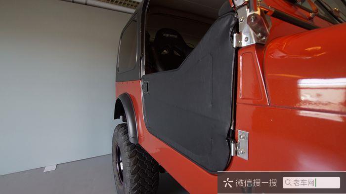 Jeep - CJ 7 V8 4WD - 1978115 作者:老爷车