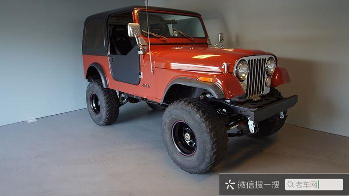 Jeep - CJ 7 V8 4WD - 1978601 作者:老爷车