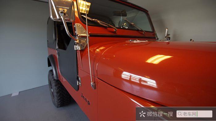 Jeep - CJ 7 V8 4WD - 197869 作者:老爷车