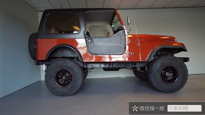 Jeep - CJ 7 V8 4WD - 1978465 作者:老爷车