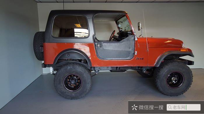 Jeep - CJ 7 V8 4WD - 1978777 作者:老爷车