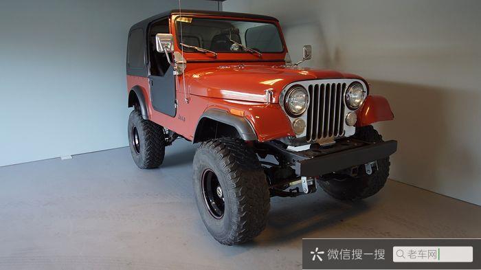 Jeep - CJ 7 V8 4WD - 1978101 作者:老爷车
