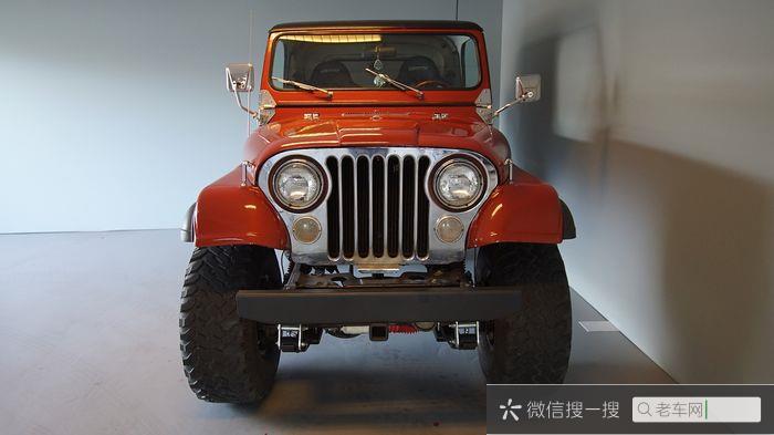 Jeep - CJ 7 V8 4WD - 1978411 作者:老爷车
