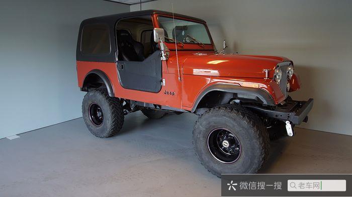 Jeep - CJ 7 V8 4WD - 1978363 作者:老爷车