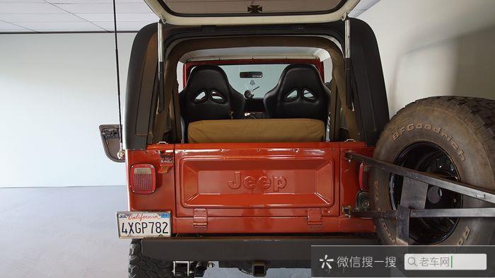 Jeep - CJ 7 V8 4WD - 1978516 作者:老爷车