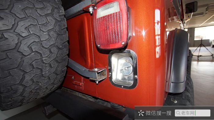 Jeep - CJ 7 V8 4WD - 1978522 作者:老爷车