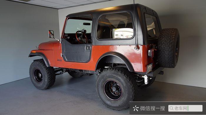 Jeep - CJ 7 V8 4WD - 1978508 作者:老爷车