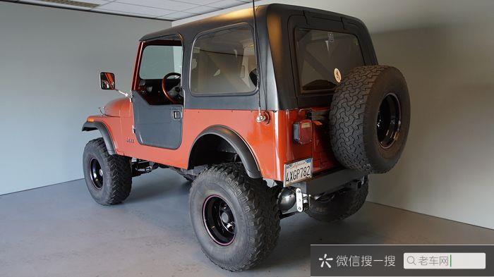 Jeep - CJ 7 V8 4WD - 1978213 作者:老爷车