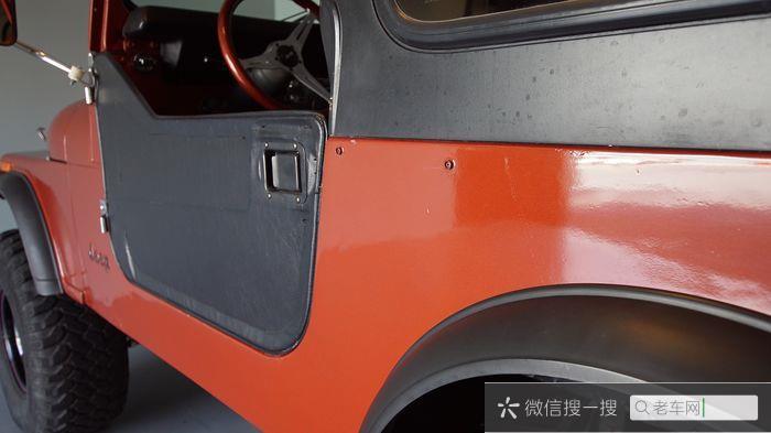 Jeep - CJ 7 V8 4WD - 1978758 作者:老爷车