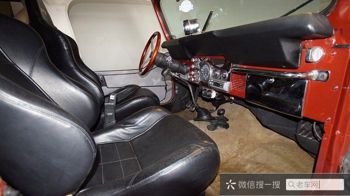Jeep - CJ 7 V8 4WD - 1978330 作者:老爷车