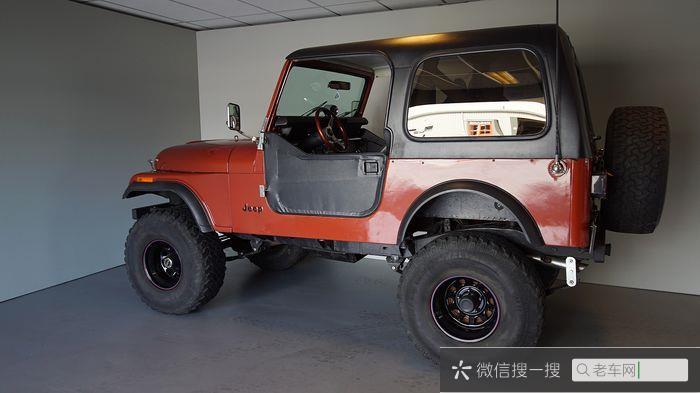 Jeep - CJ 7 V8 4WD - 1978144 作者:老爷车