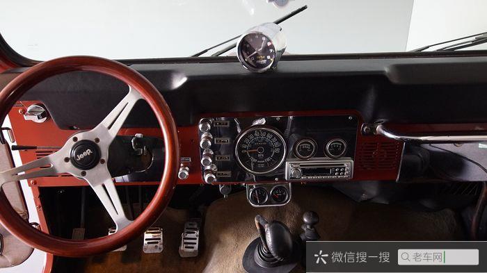 Jeep - CJ 7 V8 4WD - 1978623 作者:老爷车