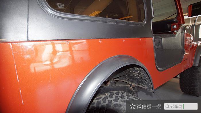 Jeep - CJ 7 V8 4WD - 1978210 作者:老爷车