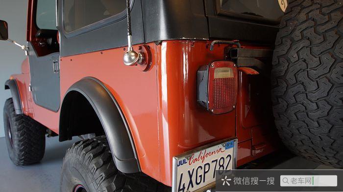 Jeep - CJ 7 V8 4WD - 1978949 作者:老爷车