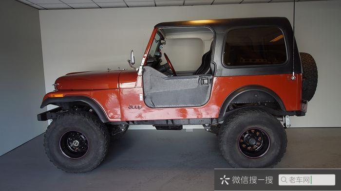 Jeep - CJ 7 V8 4WD - 1978348 作者:老爷车