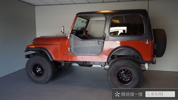Jeep - CJ 7 V8 4WD - 1978485 作者:老爷车