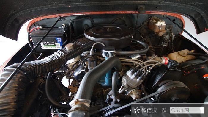 Jeep - CJ 7 V8 4WD - 1978967 作者:老爷车