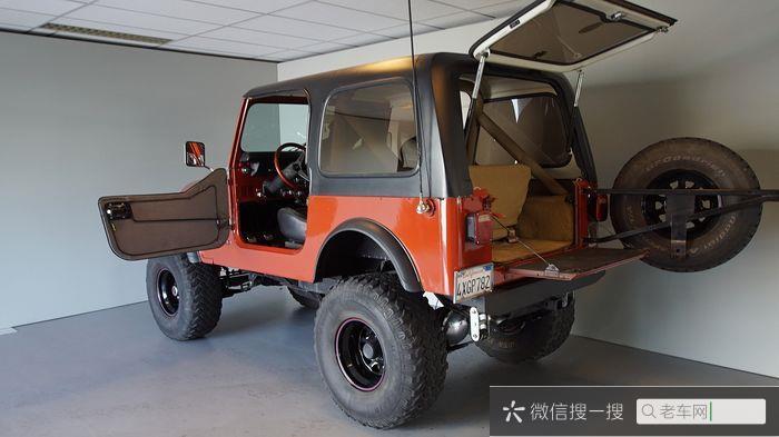 Jeep - CJ 7 V8 4WD - 1978552 作者:老爷车