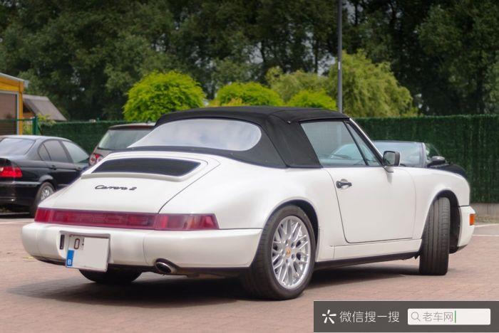 Porsche - 964 - 1990307 作者:老爷车