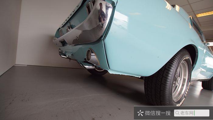 Ford - Mustang 302 V8 - 1967624 作者:老爷车