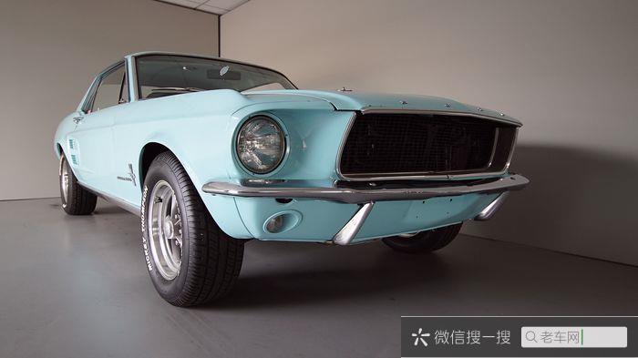 Ford - Mustang 302 V8 - 1967161 作者:老爷车