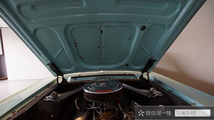 Ford - Mustang 302 V8 - 1967366 作者:老爷车