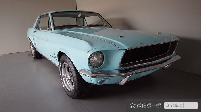 Ford - Mustang 302 V8 - 1967810 作者:老爷车
