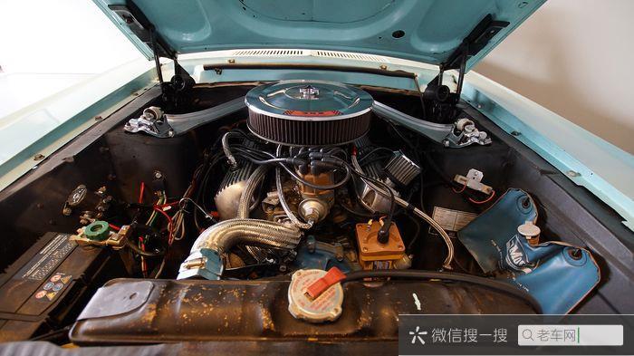 Ford - Mustang 302 V8 - 1967428 作者:老爷车